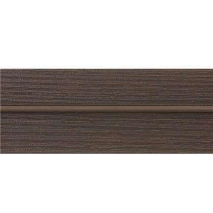 Комплект дверной коробки Форт 2100х74 мм цвет венге цена