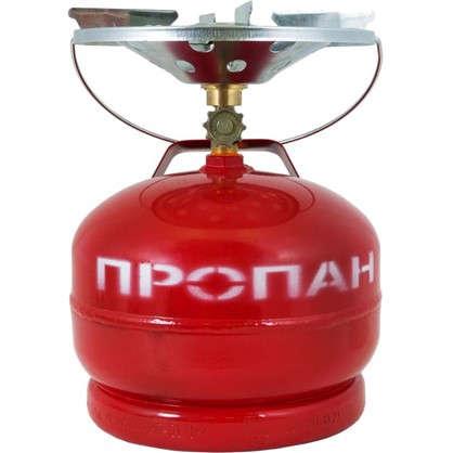 Комплект газовый с баллоном Кемпинг