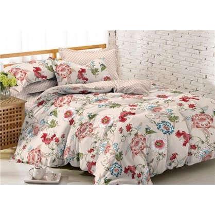 Комплект постельного белья Аллегро евро сатин цена