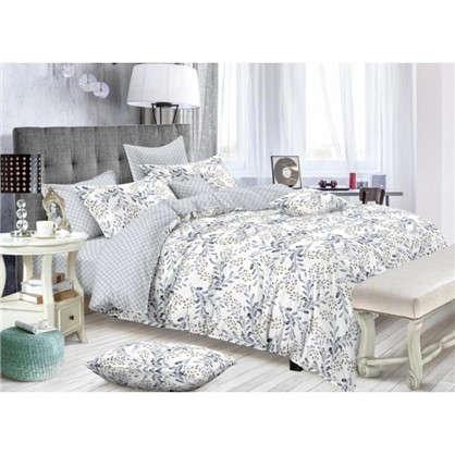 Комплект постельного белья Элегия 2-спальный сатин цена