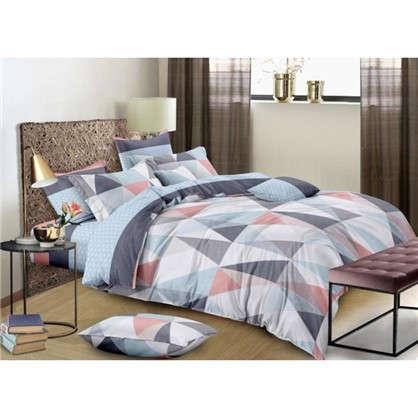 Комплект постельного белья Кристалл 2-спальный сатин цена