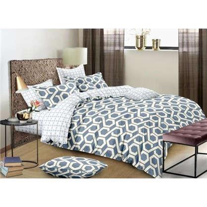 Комплект постельного белья Нектар 2-спальный сатин цена
