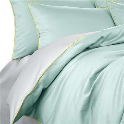 Комплект постельного белья полуторный CASCADE сатин цена
