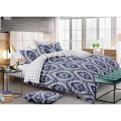 Комплект постельного белья Роял 2-спальный сатин цена