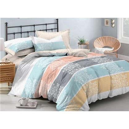 Комплект постельного белья Сияние 1.5-спальный сатин цена