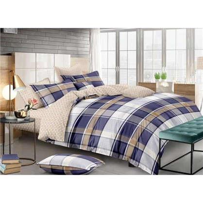 Комплект постельного белья Спорт 2-спальный сатин цена