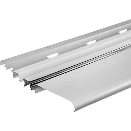 Комплект потолка для ванной 1.72x1.7 м цвет белый матовый/хром цена