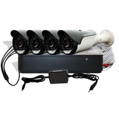 Комплект уличного видеонаблюденияVHD-Kit114S