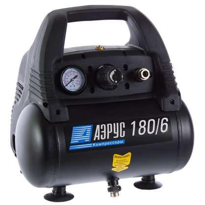Компрессор Аэрус 6 л 180 л/мин. 1.1 кВт цена
