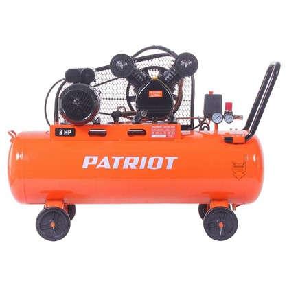 Компрессор масляный Patriot 100 л 2.2 кВт 480 л/м цена