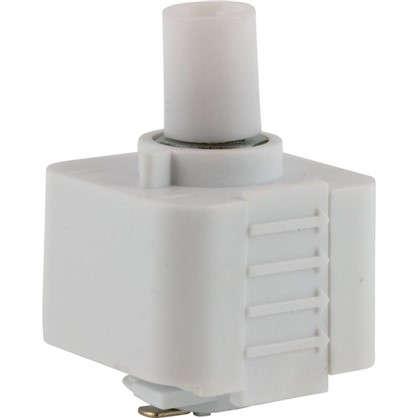 Коннектор для подвеса цвет белый цена