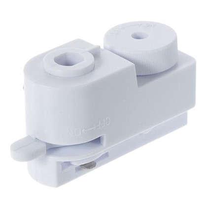 Коннектор для провода цвет белый цена