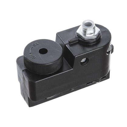 Коннектор для провода цвет черный цена