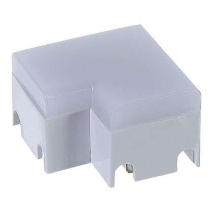 Коннектор L-образный для модульного светильника цена