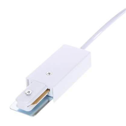 Коннектор с вилкой цвет белый цена