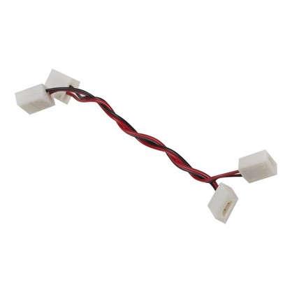 Коннектор светодиодной ленты 8 мм IP65 RGB3528/3014/2835 цена