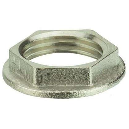 Контргайка Valtec 1/2 мм никелированная латунь цена