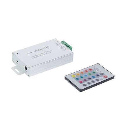 Контроллер 12 В 144 Вт пульт до 15 м ленты цена