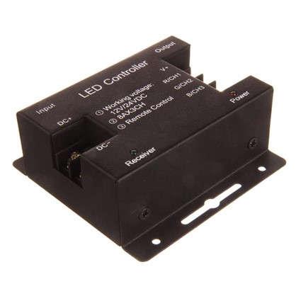 Контроллер RGB 12 В 288 Вт пульт до 15 м ленты цена