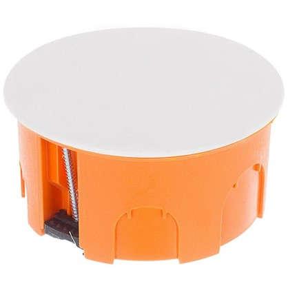 Коробка распределительная TDM СП D80х40 мм цена