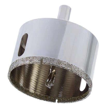 Коронка алмазная по керамике/граниту Matrix D65 мм цена