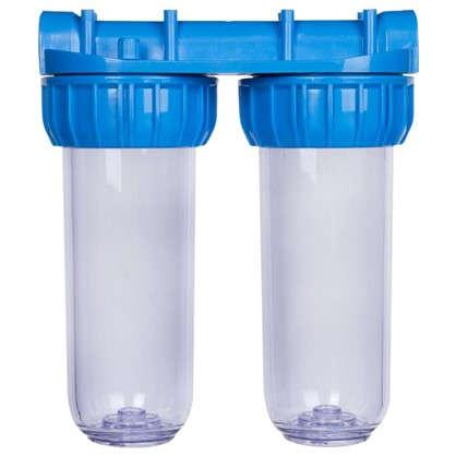 Корпус АкваКит SL10 3/4 SLD 3P TP для холодной воды цена