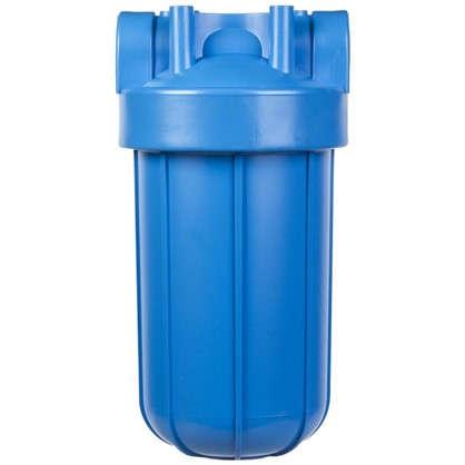 Корпус c манометром Aquafilter ВВ10 для холодной воды 1 дюйма цена