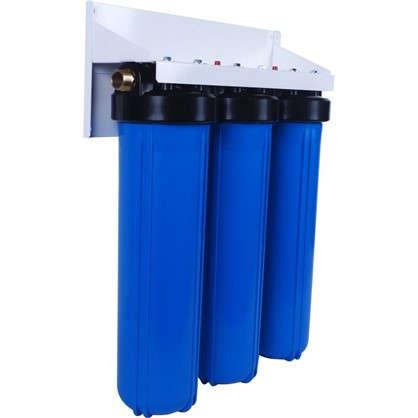 Корпус Гейзер ВВ20 для холодной воды 1 дюйма 3шт
