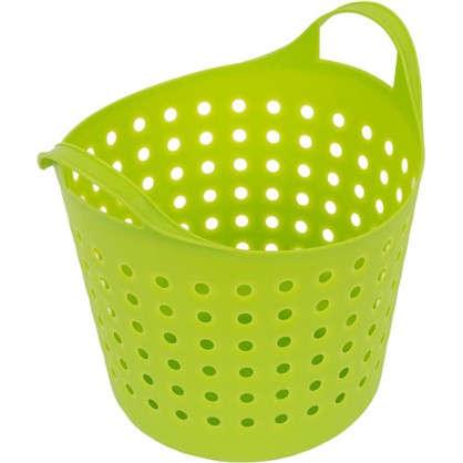 Корзинка Soft 4.1 л зеленый цена