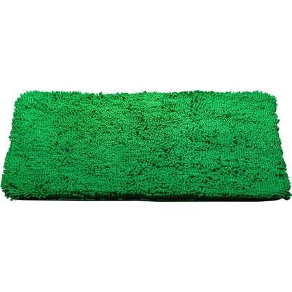 Коврик для ванной Cingolo 50х80 см цвет зелёный