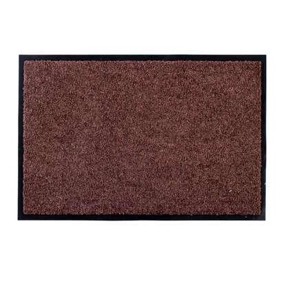 Коврик придверный Wash-Clean полиамид/ПВХ 40x60 см цвет в ассортименте