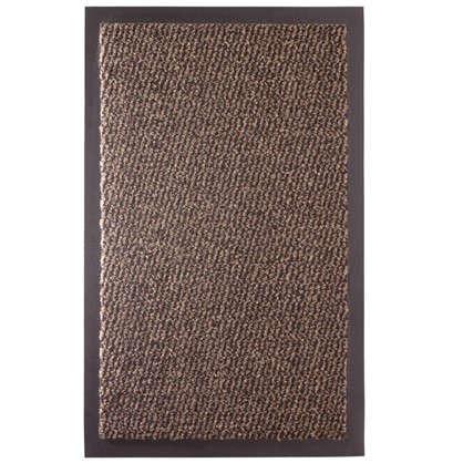 Коврик Step полипропилен 40x60 см цвет коричневый цена