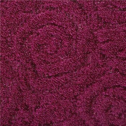 Ковролин Калинка Роза 18 войлок 3 м цвет пурпурный цена