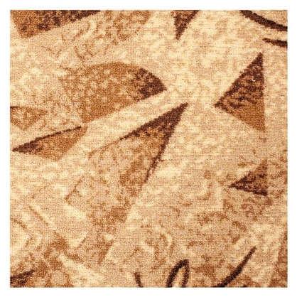 Ковролин Карамель 170 войлок 5 м цвет коричневый
