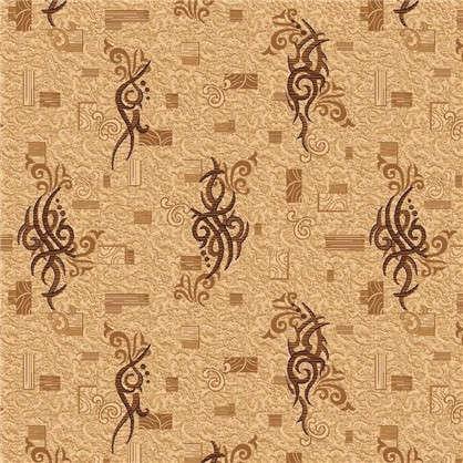 Ковролин Линда 170 войлок 3 м цвет коричневый