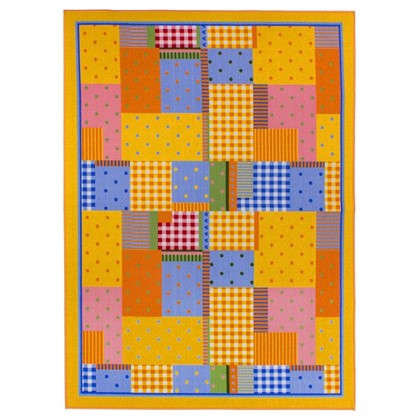 Коврик детский Мозаика 209 1.5x2 м полиамид