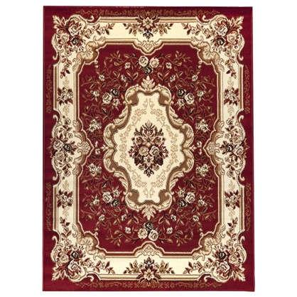 Ковер Лагуна 1.5х1.9 м полипропилен цвет красный цена