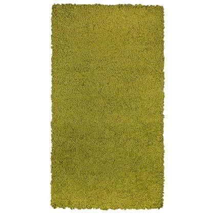 Ковер Shaggy Ultra 0.8х1.5 м полипропилен цвет зеленый цена