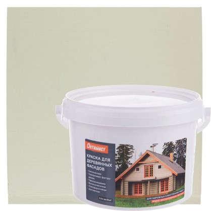 Краска для деревянных фасадов Оптимист база А 2.5 л цена