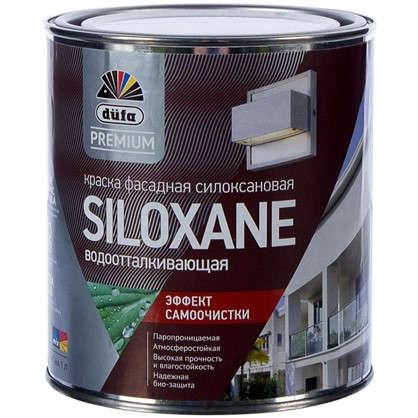 Краска для фасадов Dufa Siloxane база1 1 л цена