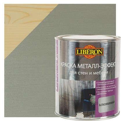 Краска металл-эффект V33 цвет алюминиевый 1 л цена