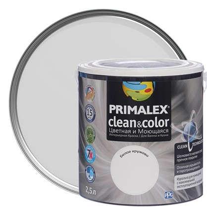 Краска PR-X Clean&Color 25 л Белое кружево