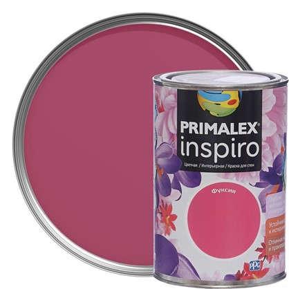 Краска Primalex Inspiro 1 л Фуксия цена