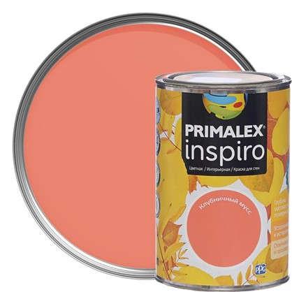 Краска Primalex Inspiro 1 л Клубничный мусс