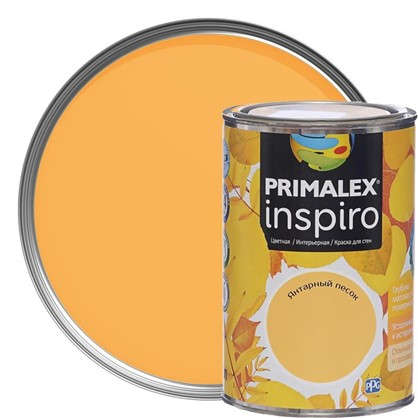 Краска Primalex Inspiro 1 л Янтарный песок