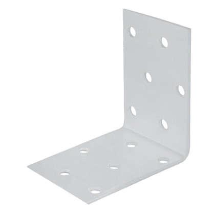 Крепежный угол равносторонний KUR 40х60х60х2 мм цена