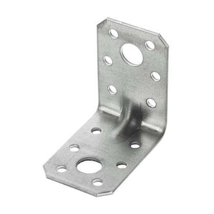 Крепежный угол усиленный KUU 50x35 мм цена