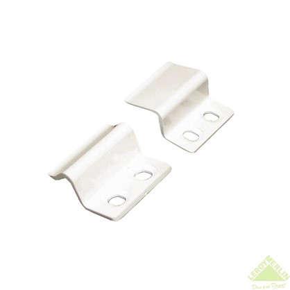 Крепление для москитной сетки пластик цвет белый 4 шт. цена