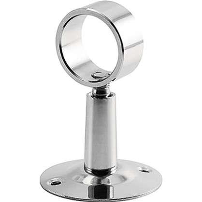 Крепление для полотенцесушителя телескопическое 3/4 хромированная латунь цена