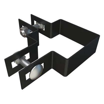 Крепежный хомут угловой 60х60 мм цинк цена